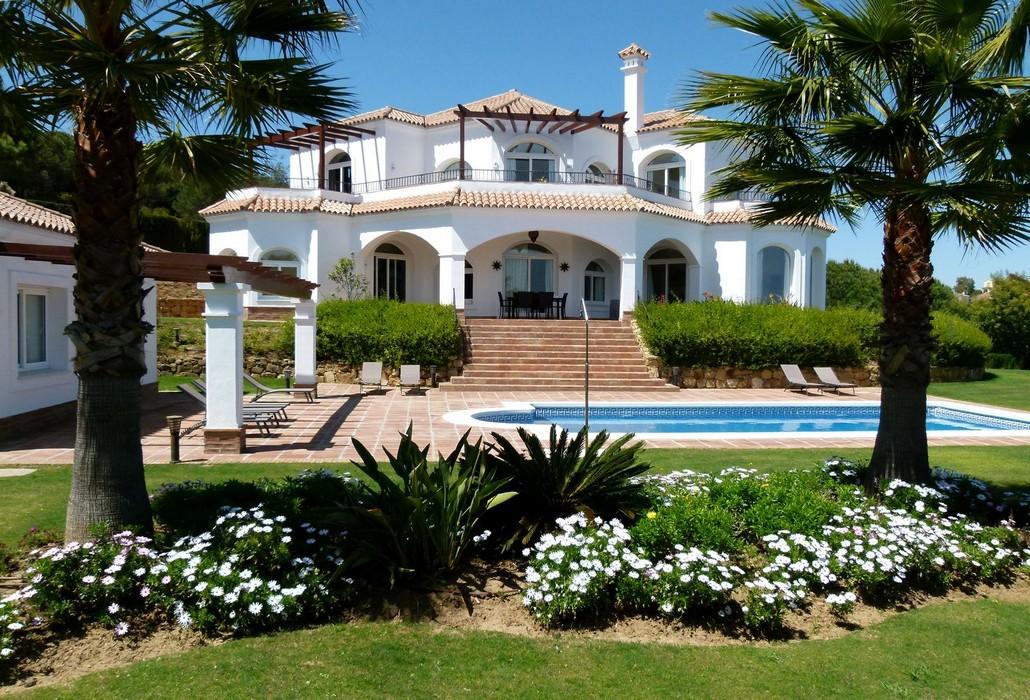 Villa Palombia Sotogrande Spain